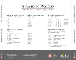 A passo di Walzer Retro