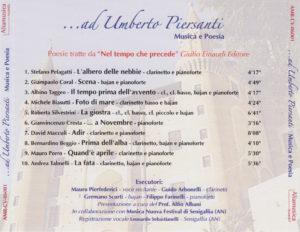 ad Umberto Piersanti Retro